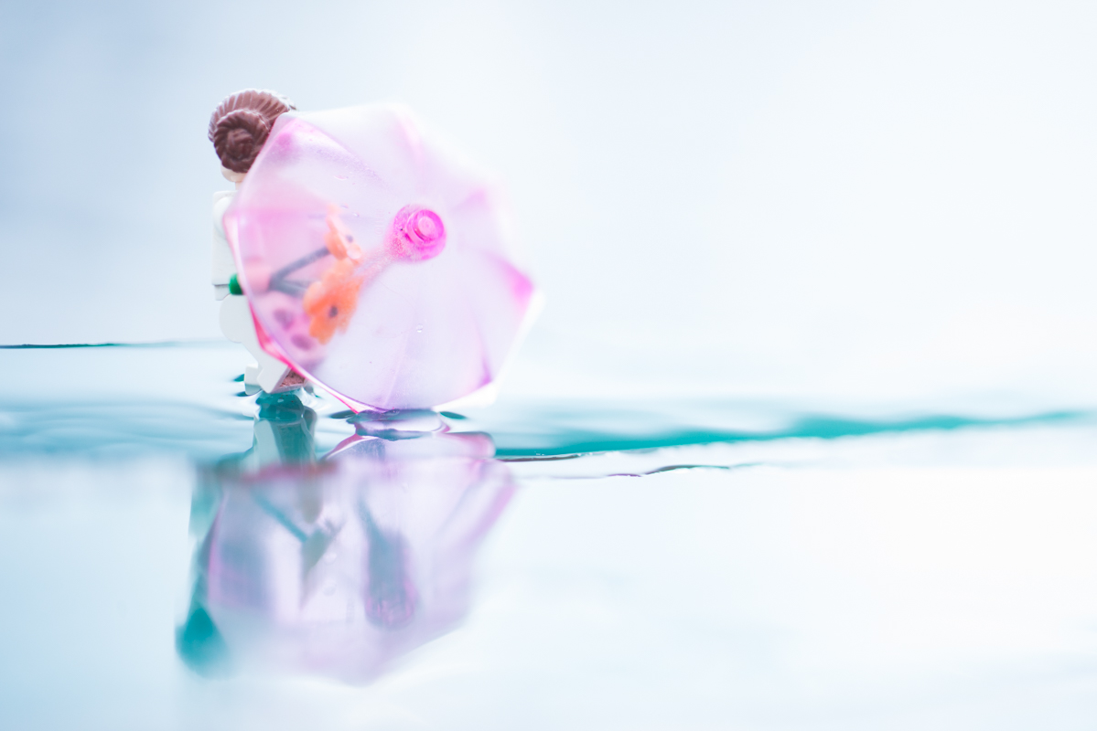 Just perfect – a reflection of a toy 49/52