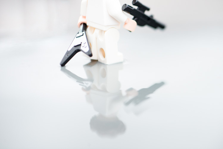 An echo – a reflection of Leia #6/52